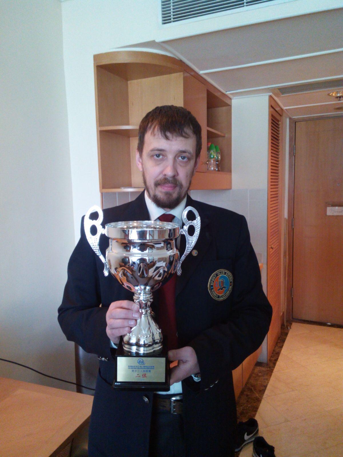 тренер Петров В.В.